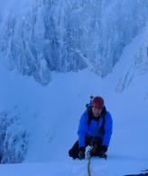 Awesome conditions on Ben Nevis…