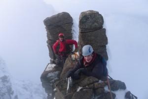 RGS on the Fingers Ridge